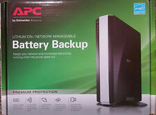 APC BG500 Lithium Ion Network Battery Backup UPS Uniteruptible Power Supply NEW