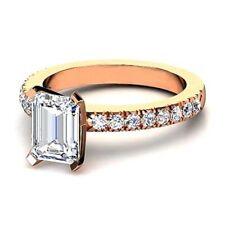 Engagement Excellent Cut VS1 Fine Diamond Rings
