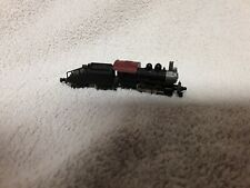 ATLAS / RIVAROSSI (?)  N scale  Undecorated 0-4-0 steam locomotive (HO/N121120)