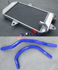 Aluminum Radiator & HOSE FOR ATV YAMAHA banshee YFZ350 YFZ 350 1987-2007