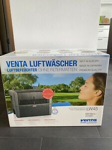 Venta 7045401 Luftwäscher Luftbefeuchter Original LW45, 8W Bis 55qm