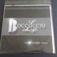 "Boccaccio Life–The Secret Wish (Remix) (Vinyl 12"")"
