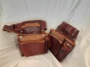 Occidental Leather Tool Belt and Bag