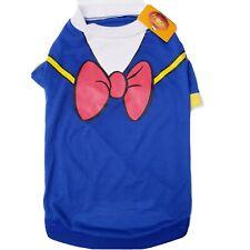NWT Disney Pet Costume DONALD DUCK Dog clothes shirt Halloween Medium