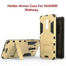 Híbrido armadura caso para Huawei P20 P10 P9 P8 Plus Lite Pro soporte de la