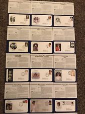 Princess Diana First Day Cover Stamp #7 International Tributes Lot of 12 - oe