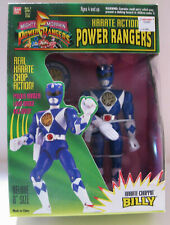 "Mighty Morphin Power Rangers - Billy - 8"" Karate Choppin"