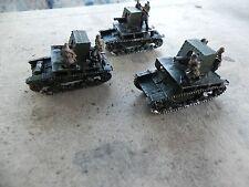 Flames of war   3   Russian 76mm M1926 Guns on T-26 Hull