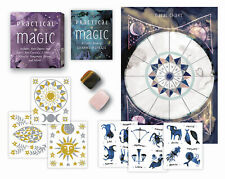 Practical Magic 'Includes Rose Quartz and Tiger's Eye Crystals, 3 Sheets of Meta