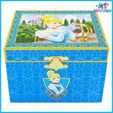 Disney Cinderella Musical Jewelry Box Brand New