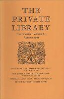 Clothworkers Hall Library. Bob Jones Glad Hand Press. Thomas Allan Dunn  B8.1592