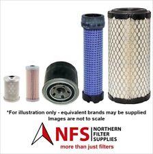Takeuchi TB23R TB23FR Filter Service Kit Air, Oil, Fuel Filters