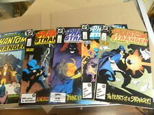 DC 1997 Mike Mignola all 4 issues PHANTOM STRANGER 1 2 3 4 plus 27 1973 cs