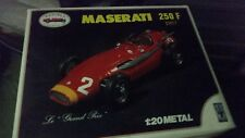 Maserati model car kit by Revival