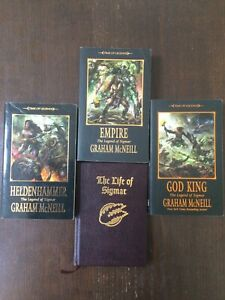 Warhammer Black Library Age Of Legends Sigmar Collection
