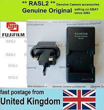 Genuine original fujifilm BC-50 un chargeur NP-50a finepix XF1 X20 X10 XP150 XP100