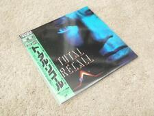 LaserDisc ~ Total Recall ~ Arnold Schwarzenegger ~ Japanese NTSC with OBI