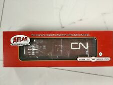 Atlas 1/87 Ho Canadian National Nsc 5277 Pd Box Car Rd #413000 Item 20002678 F/S