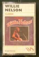 Willie Nelson Classic AXiS TC-AX701310  cassette