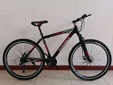 "Saiguan 27.5"" Mountain Bike - Black Red"