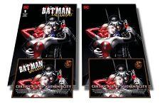 DC The Batman Who Laughs #1 WARREN LOUW COVER A + B VARIANT SET