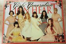GIRLS' GENERATION SNSD [ LION HEART ]   POSTER - Poster in Tube (POSTER ONLY)