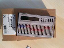 BPT TH/124.01 BB Cronotermostato Elettronico Giornaliero da Parete - Bianco