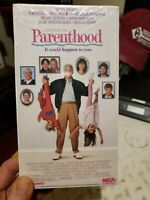 Parenthood (VHS, 1990) NEW Sealed rare find original tape