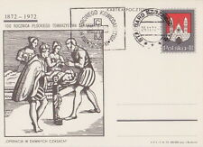 Poland postmark STARGARD - medicine Red Cross blood donation