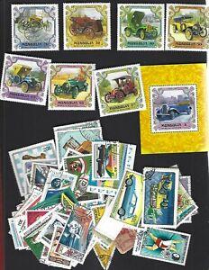 Mongolia sc#1129-36 (1980) Complete MNH + Nice lot