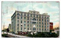 1910 Pillsbury Largest Flour Mill in the World, Minneapolis, MN Postcard