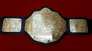 NEW WORLD HEAVYWEIGHT CHAMPIONSHIP BELT WCW WWF REPLICA CHAMPIONSHIP 2020 BELT
