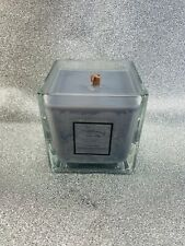 Zoflora Inspired Cube wooden wick fragranced candle