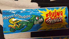 #7 FLYING MONSTERMOBILE VINTAGE PLAYING MANTIS FLYING THINGS #7 FLYING MONSTER