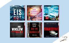 ?  56 Stunden = Thriller Krimi - 6 Hörbücher MP3 - Neuware - Paket Sammlung