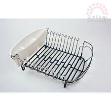 Chrome Kitchen Dish Drying Racks