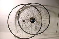 coppia ruote cerchi Mavic GP4 mozzi Campagnolo Record bici corsa vintage 70s
