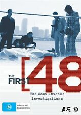 E2 BRAND NEW SEALED The First 48 - The Most Intense Investigations (DVD, 2010)