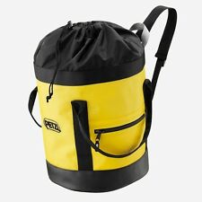 Fabric pack, remains upright sacco in tessuto autoportante BUCKET 25L PETZL