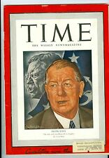 MAGAZINE TIME  Frank Knox   SEPTEMBER 7   1942