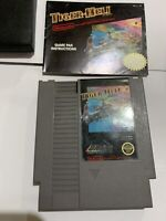 Tiger-Heli (Nintendo Entertainment System, 1987) With Manual