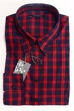 EX Damen T M Lewin verschiedene Bluse/Hemd Größe 10 kariert einfarbig BNWOT