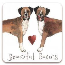 Alex Clark 'BEAUTIFUL BOXERS' Fridge Magnet