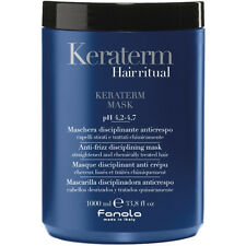 Keraterm Mask 1000ml Fanola ® Anti-frizz Disciplining Straightened Treated Hair