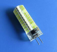 G4/E11/E12/E14/E17/BA15D Dimmable LED bulb 80 5730SMD Silicone Crystal 120V 5W