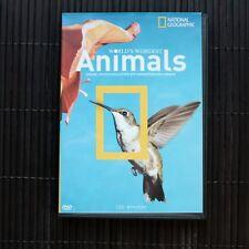 WORLD'S WEIRDEST ANIMALS - DVD