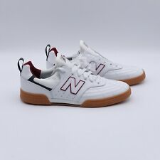 Size 11.5 Men's New Balance 288 Sport Sneakers White/Gum NM288SWL