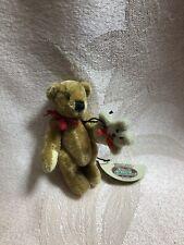 Ganz Cottage Collectible Mini Bear ~ Arnold