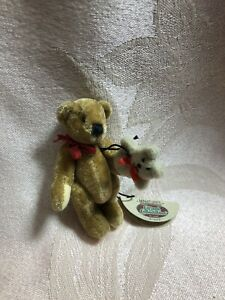 Ganz Cottage Collectible Mini Bear ~ Arnold
