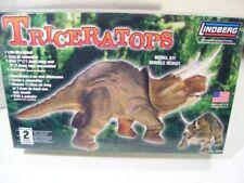 Lindberg Triceratops Dinosaur Plastic Model Kit Sealed #70279 new in the box